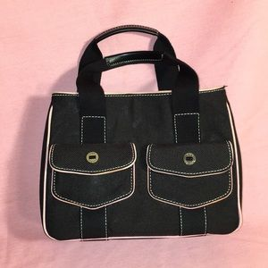 Tommy Hilfiger Bags - Tommy Hilfiger pink and black purse